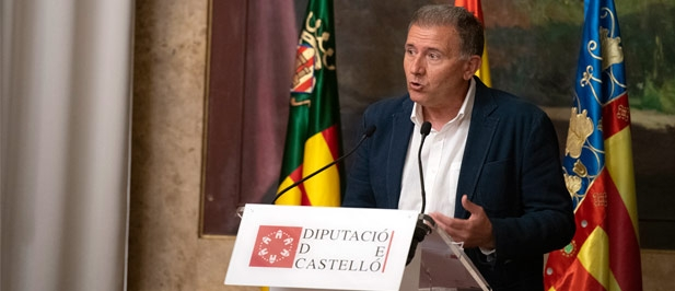 """Sales considera que """"es el momento de demostrar que la Diputación está al lado de los 135 municipios de la provincia y planta cara al chantaje de Sánchez"""""""