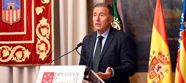 """Sales considera que """"Castellón no debe sufrir la dejación de funciones de quienes gobiernan y se van de vacaciones"""""""