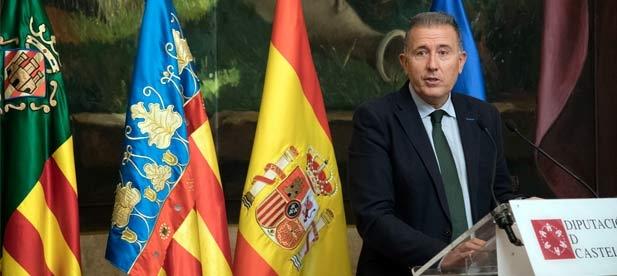 """Los cinco ejes presentados por el PP apuestan """"por poner al servicio de la provincia los 60 millones de euros de la Diputación. Es la mejor forma de enfrentar con éxito la crisis"""""""