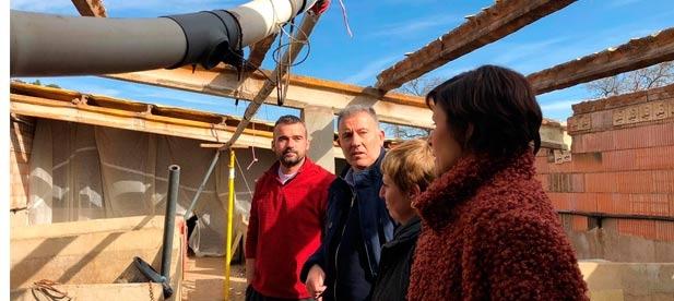 Los populares visitan Els Ports y el Maestrat para reclamar ayudas y políticas efectivas para el sector primario del interior de la provincia de Castellón