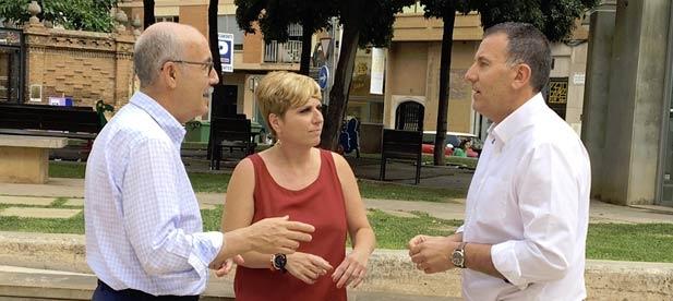 Elena Vicente-Ruiz será la secretaria provincial, Luis Martínez asume la coordinación general del PPCS y Vicent Sales se convertirá en el portavoz