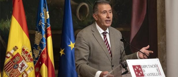 """""""Mientras Puig paga su tournée a costa del bolsillo de todos, la Comunitat Valenciana sigue sin percibir los ingresos que por justicia merece"""", afirma Vicent Sales"""