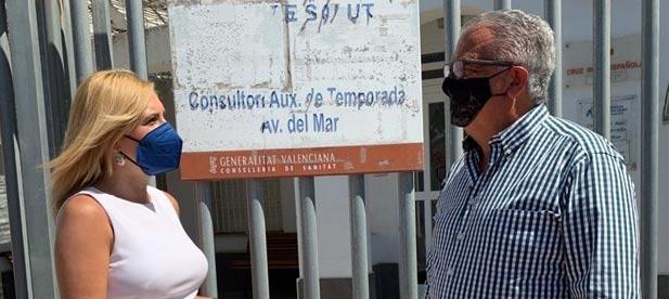 """Pradas: """"Puig debe irse a casa. Sus planes son un fraude y lo sufre nuestra provincia"""""""