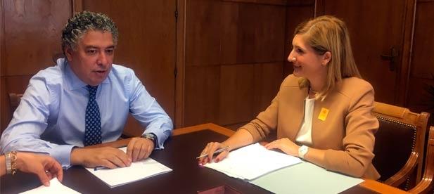 """Pradas: """"La nueva ley beneficiará a 41.000 trabajadores por cuenta propia que existen en la provincia de Castellón""""."""