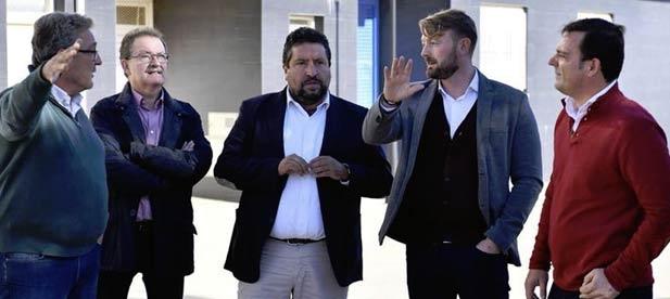 La localidad de Sant Jordi se verá beneficiada con mejoras urbanas gracias a la Diputación de Castellón