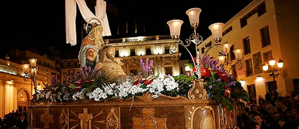 """Feliu: """"Mientras otros alcaldes socialistas ponen en valor sus procesiones y sus imágenes, Amparo Marco omite y ningunea la esencia de la Semana Santa"""""""