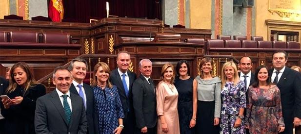 Los populares se niegan a participar en el encuentro organizado en Les Corts ya que el único fin es criticar al Gobierno mientras Puig y Oltra discriminan a Castellón