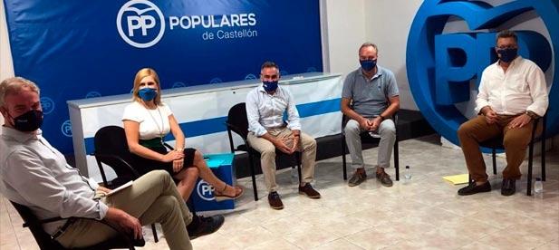 El PP de Castellón ha hecho un balance de la legislatura a nivel nacional