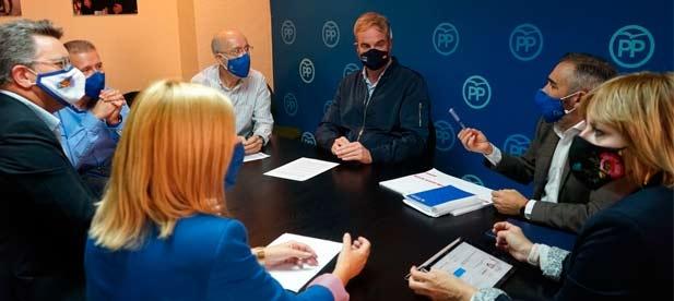 """Óscar Clavell: """"No se puede permitir que se sigan ocupando viviendas con una clara indefensión de los propietarios"""""""