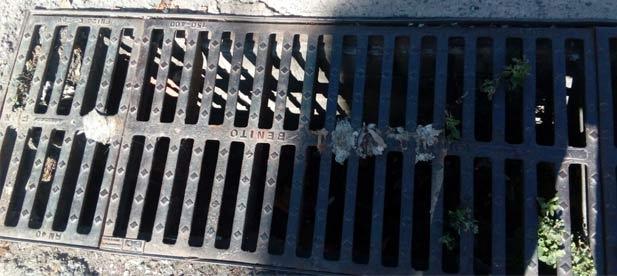 El GMP de L'Alcora ha vuelto a advertir de la falta de limpieza de los sumideros del municipio.
