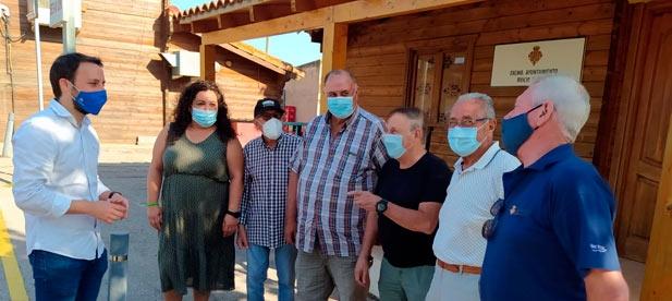 """Toledo: """"La alcaldesa socialista Amparo Marco, debería estar reivindicando la mejor calidad asistencial en materia de salud pública sigue sin alzar su voz ante su jefe de filas"""""""