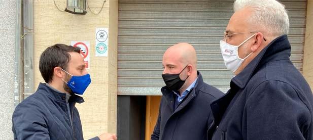 """Toledo denuncia que """"mientras otros Ayuntamientos como Onda o Alicante ya han aprobado las bases para solicitar las ayudas, en la capital vamos tarde."""""""
