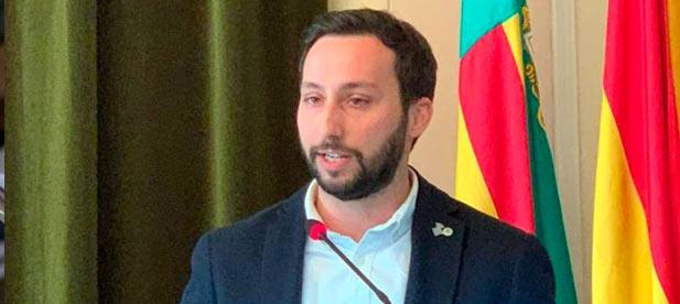 """Toledo: """"No vamos a aceptar ningún chantaje de Amparo Marco, seguiremos reivindicando transparencia y fiscalizando al gobierno municipal"""""""