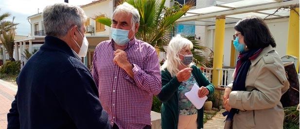 Ana Obiol, portavoz del PP en Cabanes, pide a la alcaldesa trabajar para mejorar la vida de los vecinos, no para castigarles