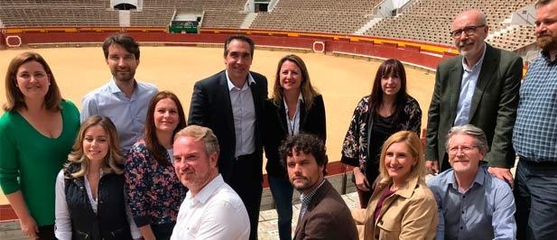 """Carrasco: """"Durante cuatro años, el gobierno de PSOE y Compromís ha tratado, de manera encubierta, acabar con esta tradición, exigiendo el segundo médico y poniendo trabas a cada festejo taurino."""""""