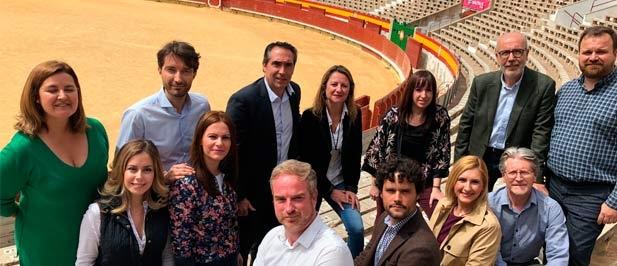 """Abellán: """"Pablo Casado tiene un proyecto de futuro claro para España y por eso debemos unir el voto en torno al PP, ya que el próximo 28 de abril nos jugamos mucho: o cuatro años más de Sánchez o Pablo Casado"""""""