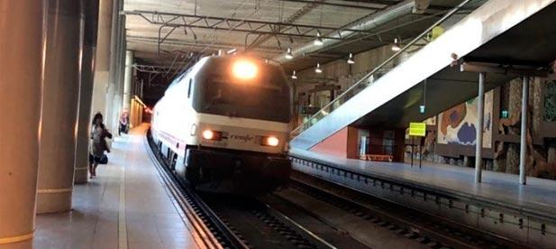 El PP presenta una moción para que la Diputación de Castellón reclama al Gobierno reestablecer los trenes que se han recortado en la provincia