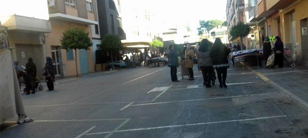 """López: """"El comercio es básico y necesario, y la convocatoria del mercado ambulante no solo genera ingresos para los puestos que se instalan, también genera un movimiento social que promueve las compras en nuestros negocios"""""""
