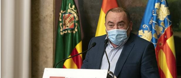 Vicente Pallarés, diputado provincial del PPCS, exige que la Diputación medie para aceptar las alegaciones que ignoran