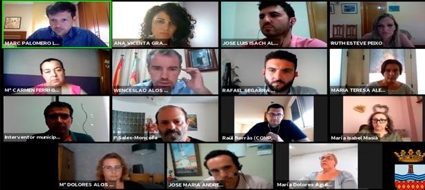 El equipo de gobierno ofrece a todos los grupos políticos participar en las mesas de trabajo junto a los técnicos
