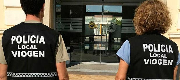 """Fabregat denuncia que """"la alcaldesa socialista Amparo Marco deja a las víctimas de violencia de género sin patrullas VIOGEN de protección"""""""