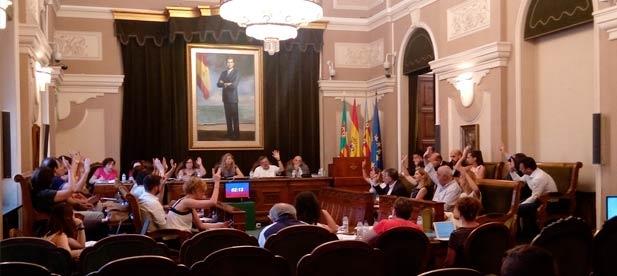"""Carrasco: """"El PP insta a implantar un sistema eficiente de participación ciudadana en los proyectos financiados por Europa"""""""