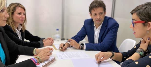 Zaplana ha explicado que en la provincia de Castellón existe un alto número de niños afectados por enfermedades crónicas que limitan sus vidas y con casos en lo que ni siquiera hay cura.