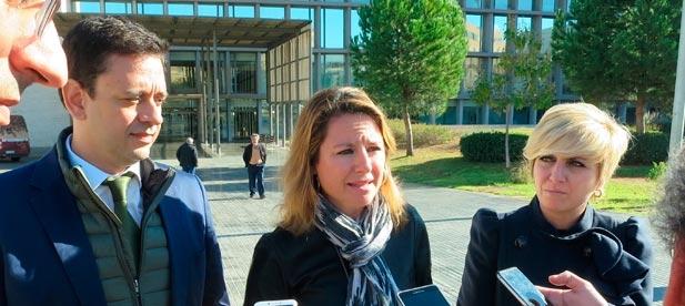 """Carrasco: """"Los recortes sanitarios son la segunda preocupación de los castellonenses después del paro, sin embargo la alcaldesa se niega a tratarlos en sesión plenaria"""""""
