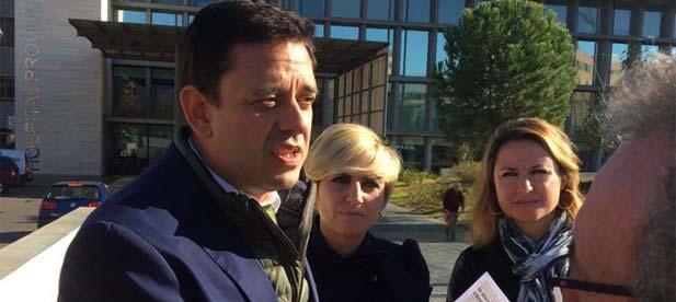 """Zaplana: """"Con esta sentencia gana la provincia de Castellón y los pacientes"""""""